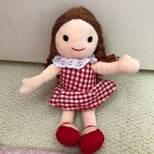 Ultra Rare! Build a Bear Rudolph Misfit Sue Doll